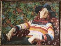 Портрет дочери Натальи, Кирильчук Михаил Ананьевич