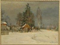 Вот и зима, Кирильчук Михаил Ананьевич