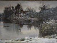 Начало зимы, Кирильчук Михаил Ананьевич