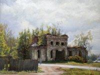 Разрушенный храм, Кирильчук Михаил Ананьевич
