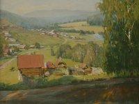 Уральская деревня, Кирильчук Михаил Ананьевич